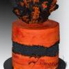 AC512 Three tier fault line cake