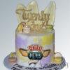 Central Perk Cake - AC518 -Amarantos Cakes