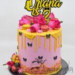 Emma Wiggle Cake - AC52 - Cakes Melbourne - Amarantos