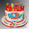 AC53 paw patrol WM Amarantos Cakes
