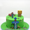 Minecraft Cake - AC55