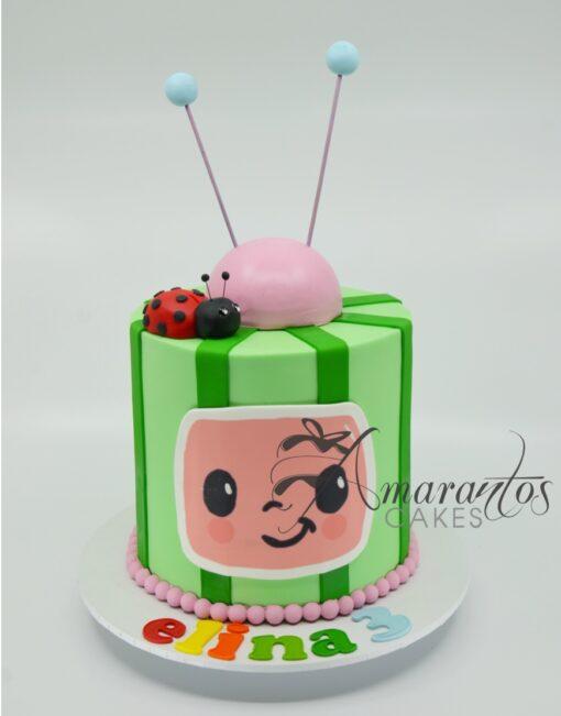 Coco Melon Cake - AC60 - Amarantos Cakes