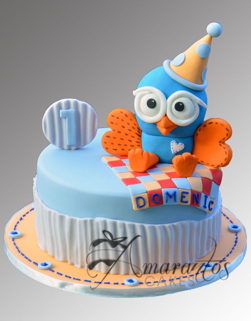 AC61 hoot WM Amarantos Cakes