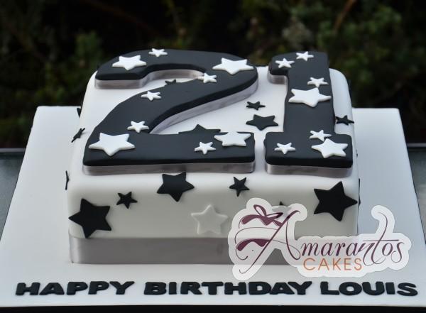 AC63 Amarantos Cakes