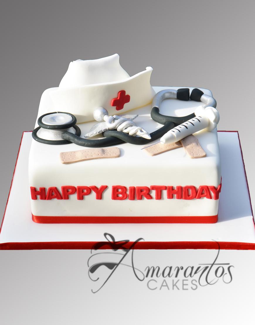 AC65 nurse WM Amarantos Cakes