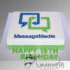 AC72 corporate logo WM Amarantos Cakes