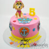 AC92 paw patrol WM Amarantos Cakes