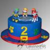 AC94 paw patrol WM Amarantos Cakes