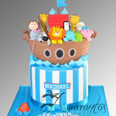 Two tier with Noah's Ark- CC06