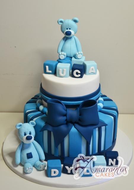Baby cake - - Amarantos Designer Cakes Melbourne