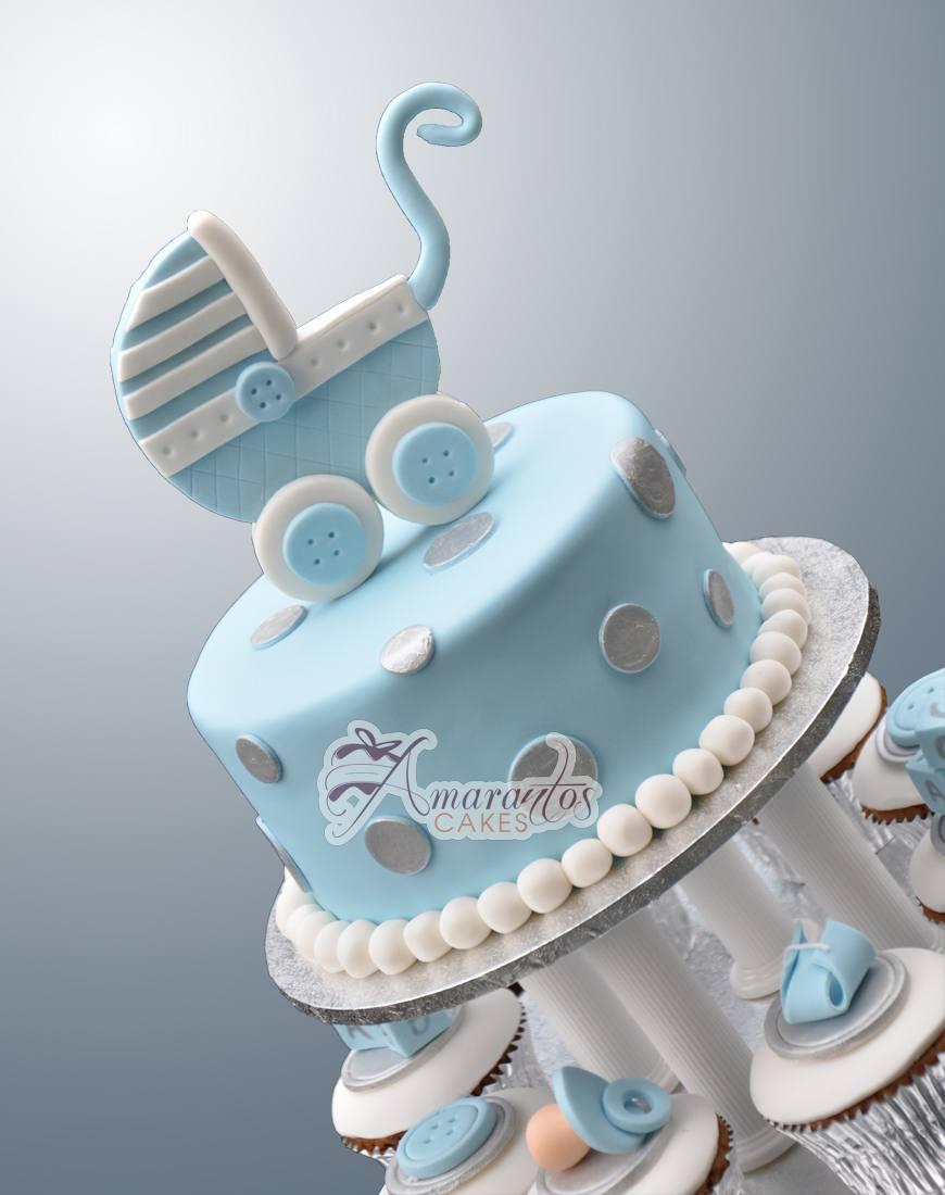 CT33A Amarantos Cakes