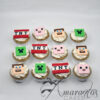 CU08 Minecraft cup cakes