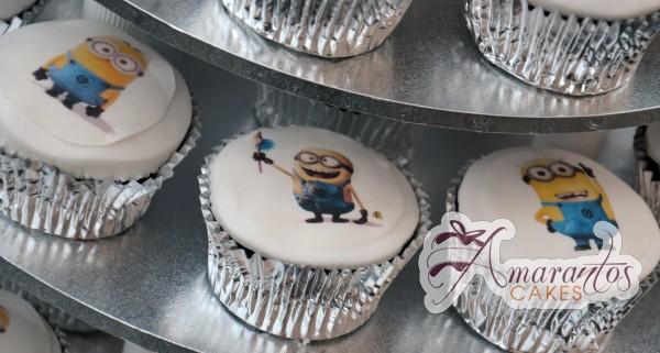 CU09A1 Amarantos Cakes