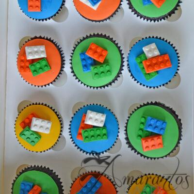 CU38- LEGO CUP CAKES