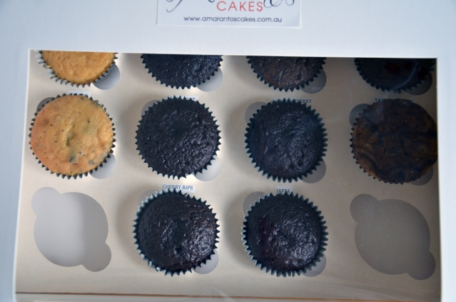 Cake flavours - Amarantos Designer Cakes Melbourne