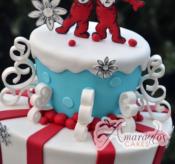 NC01A1 Amarantos Cakes