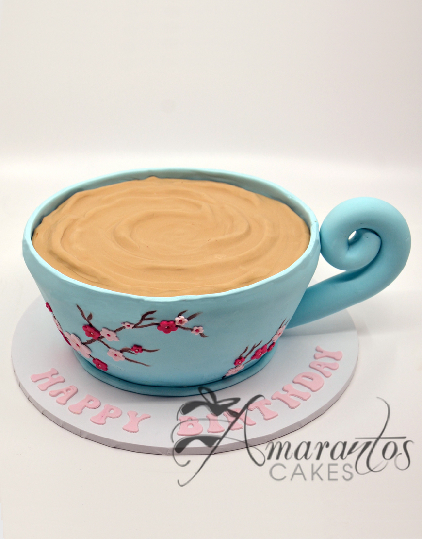 NC07 Cup of Tea/Coffee Cake