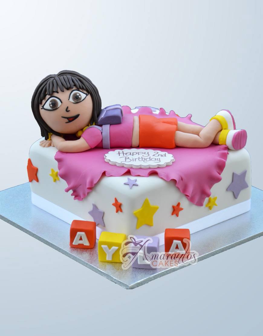 NC104 Amarantos Cakes
