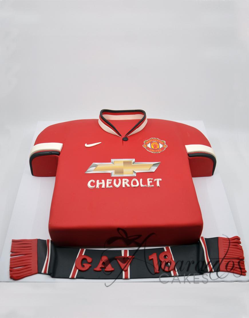 NC118 Soccer Jersey Cake