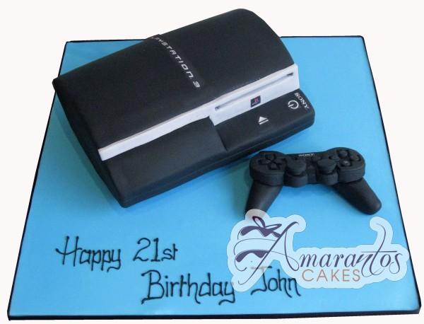 NC122 Amarantos Cakes