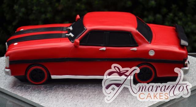 3D Ford Cake - Amarantos Cakes Melbourne