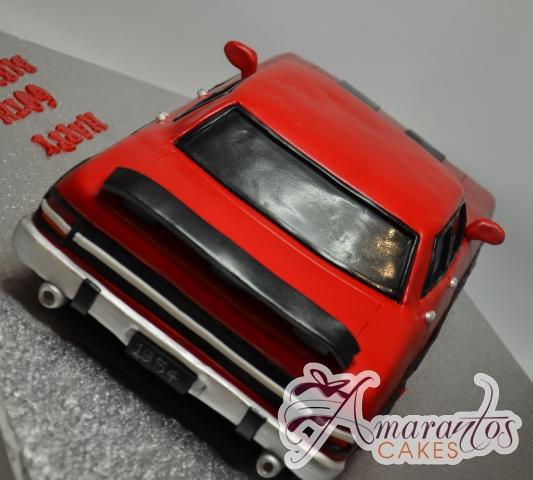 3D Ford Cake - Amarantos Designer Cakes Melbourne