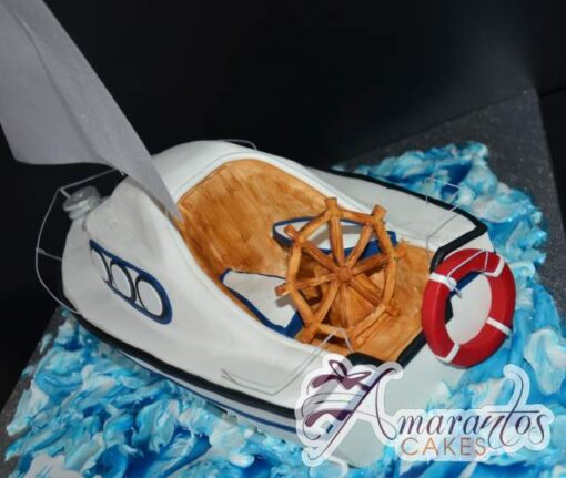 NC138B Amarantos Cakes