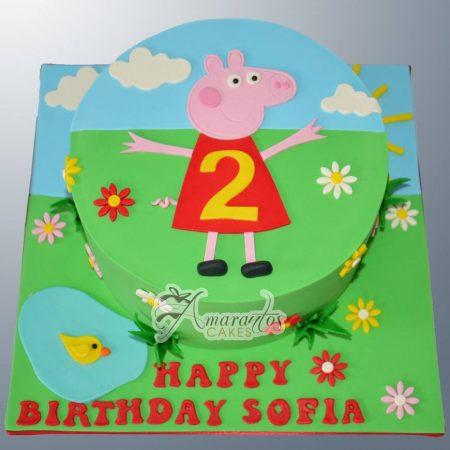 Peppa Pig Cake – NC140