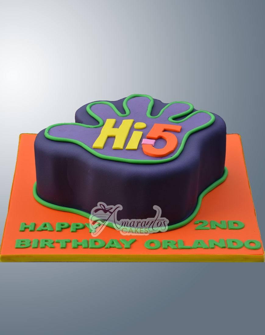 Hi 5 Hand - NC151