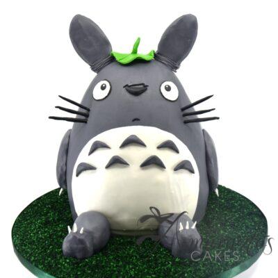 3D Totoro Cake - NC187 - Amarantos Cakes