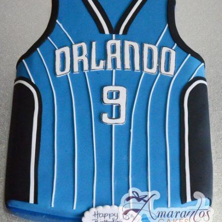 Basketball Jersey- NC189