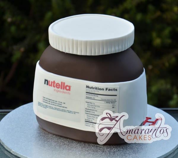 NC18A1 Amarantos Cakes