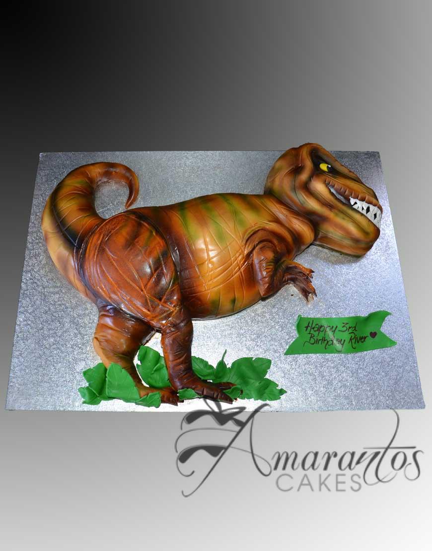 2D Dinosaur- NC201
