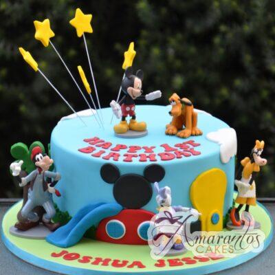 Mickey Cake- NC211