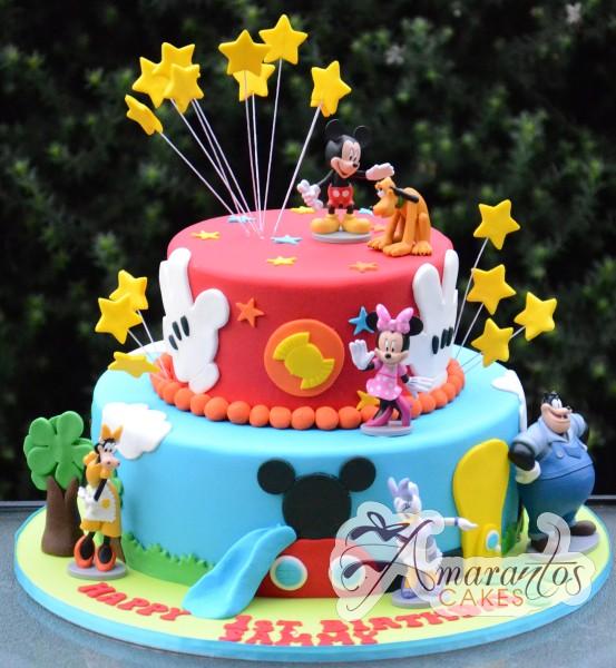 NC28 Amarantos Cakes