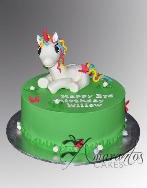 Unicorn cake NC289