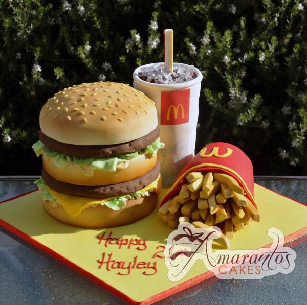 Big Mac Meal- NC313