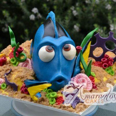 3D Dory - Amarantos Cakes Melbourne