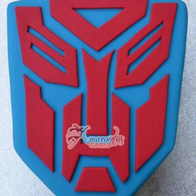 NC320 Transformers Logo