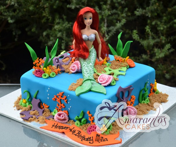 NC338A Amarantos Cakes