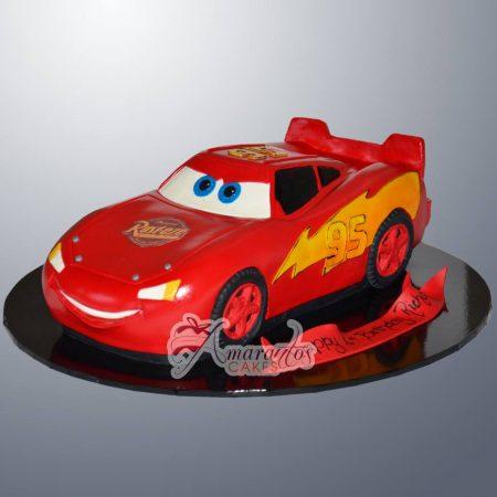 3D Lightning McQueen- NC35