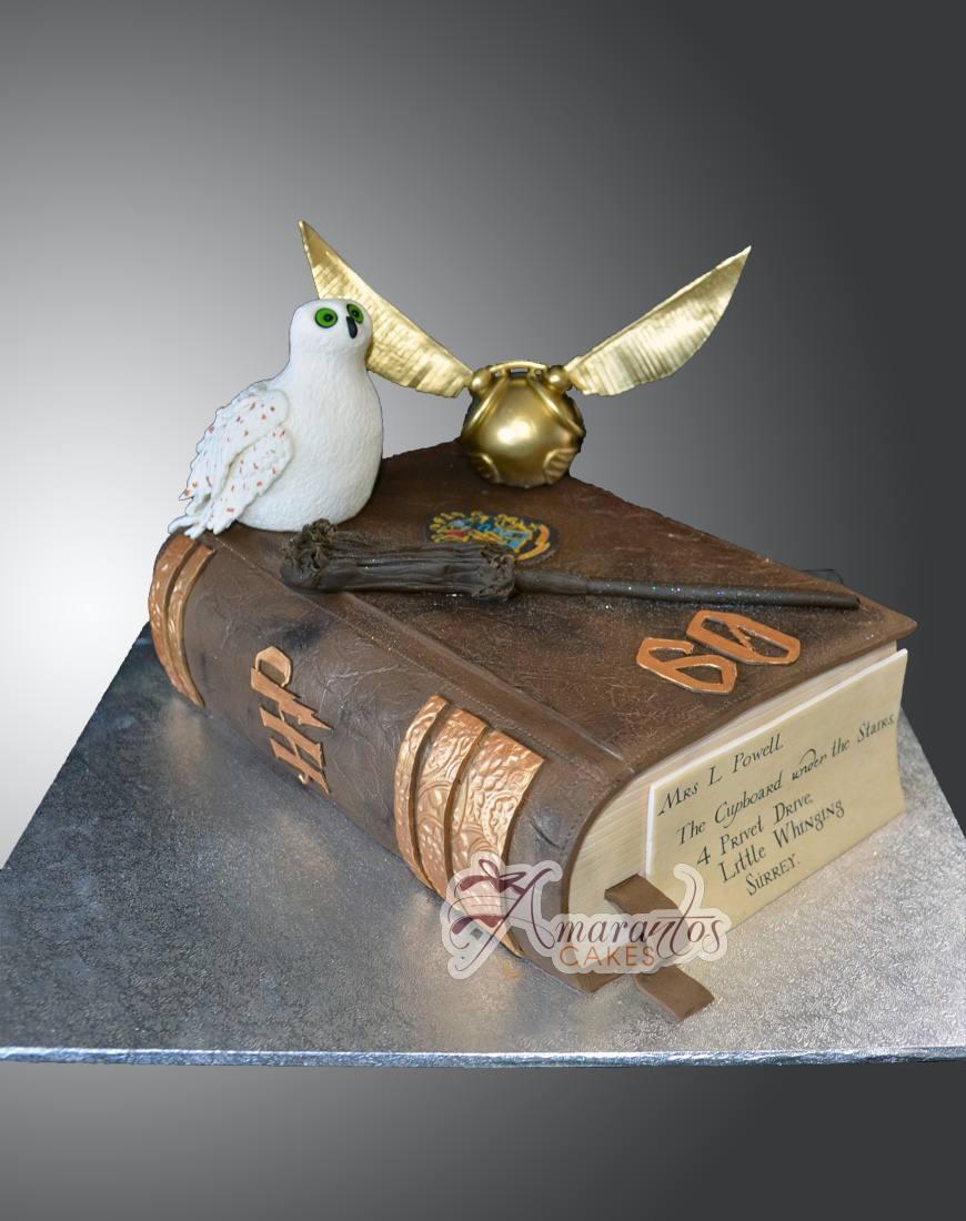 NC36 Amarantos Cakes
