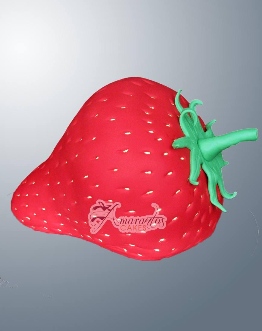 3D Strawberry - NC365