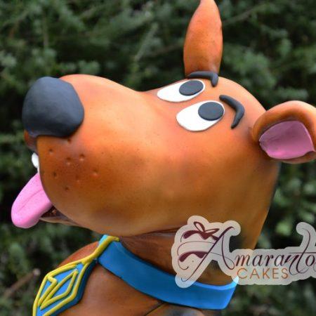 3D Scooby Doo- NC395