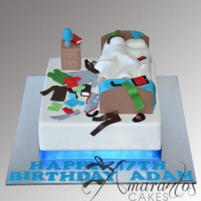 Messy Teenagers Cake NC415