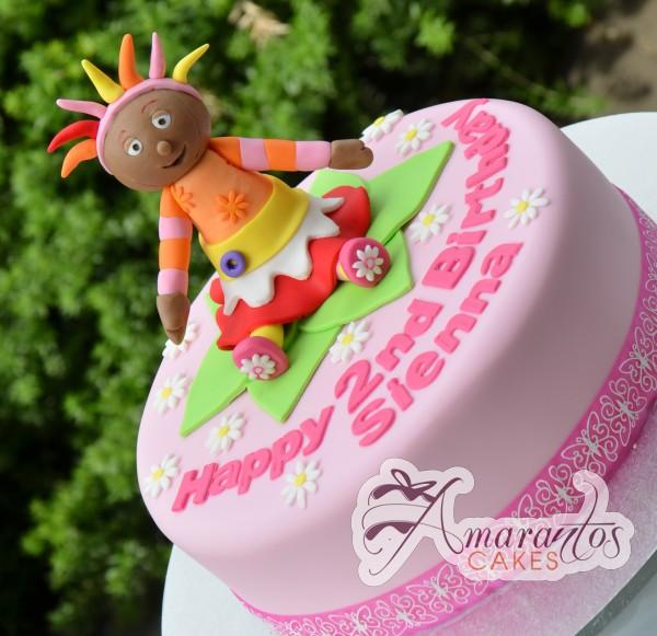 NC433B1 Amarantos Cakes