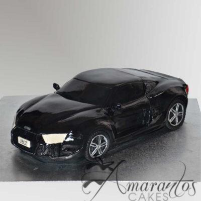 NC457 3D Audi car cake
