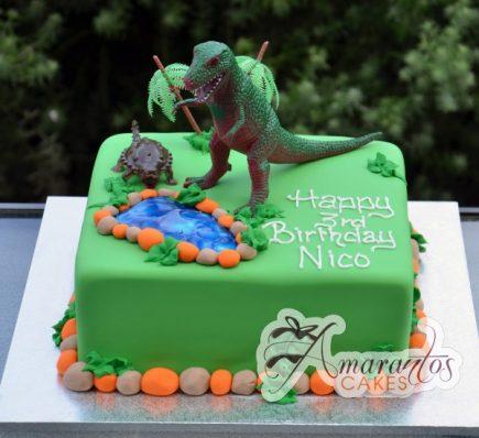 NC463 Amarantos Cakes