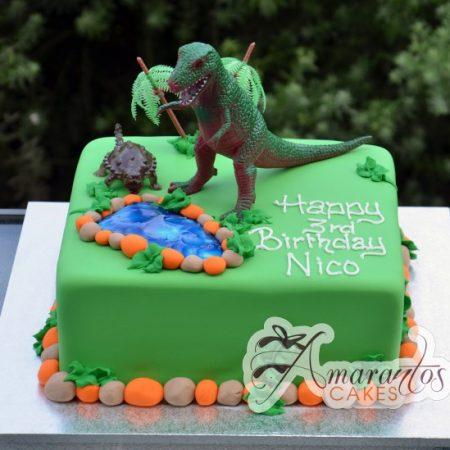 Dinosaur Cake- NC463