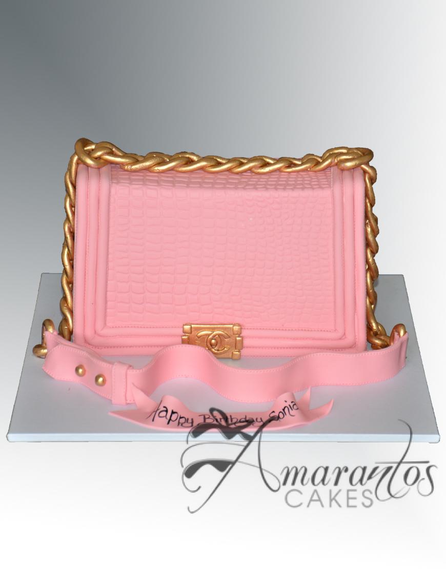 Chanel Handbag Cake - NC482